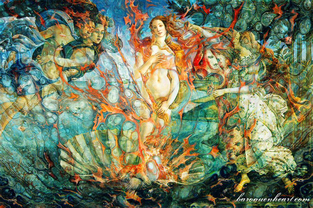 an analysis of the birth of venus art piece The birth of venus is a tour de force, the first historical novel from one of britain's most innovative writers of literary suspense it brings alive the history of florence at its most dramatic period, telling a compulsively absorbing story of love, art, religion, and power through the passionate voice of alessandra, a heroine with the same .